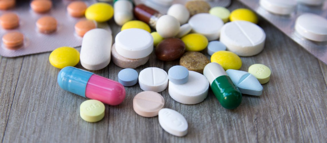 léky na předpis